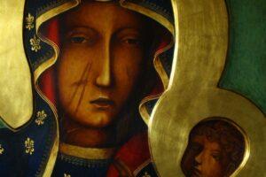 Uroczystość odpustowa u czci Matki Bożej Częstochowskiej.